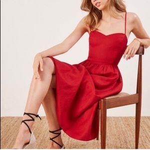 Reformation Olivia dress size 4